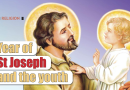 YEAR OF ST JOSEPH AND THE YOUTH